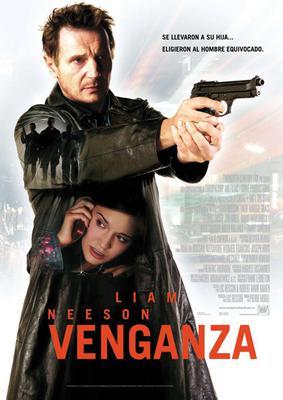 Venganza - Affiche - Espagne