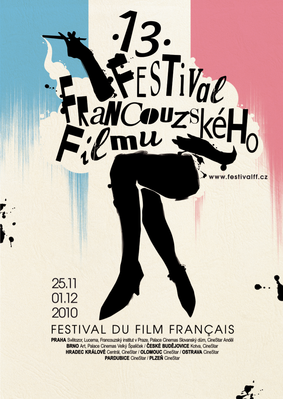 Festival du film français en République tchèque - 2010