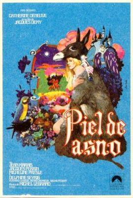 Peau d'âne - Affiche Espagne