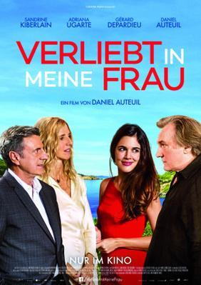 Amoureux de ma femme - Poster - Germany