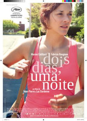 Deux jours, une nuit - © Poster - Portugal