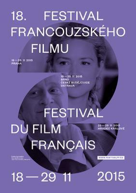 Festival du film français en République Tchèque - 2015