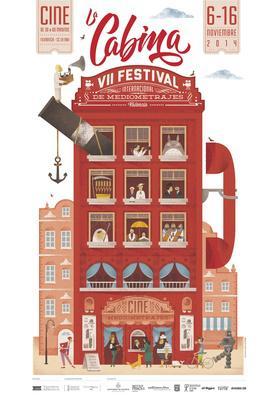 Festival international de moyens-métrages de Valence (La Cabina) - 2014