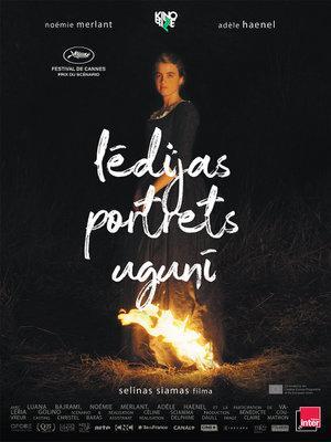 Retrato de una mujer en llamas - Latvia
