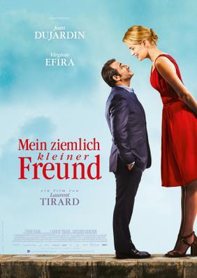 Un hombre de altura - Poster Allemagne