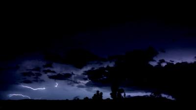 Lumières du désert