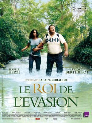 Le Roi de l'évasion - Poster - France