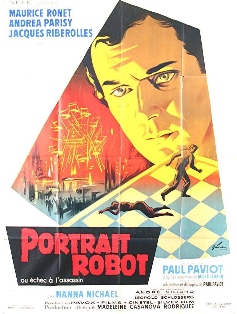 Portrait-robot (ou Echec à l'assassin)