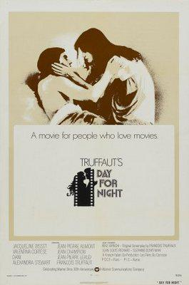 Day for Night - Poster Etats-Unis