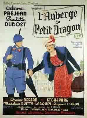 L'Auberge du Petit Dragon