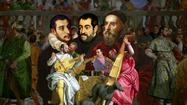 Les Noces de Cana, Paul Véronèse (1563)