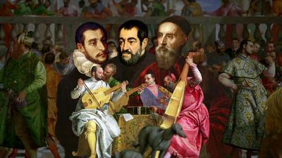 Les Noces de Cana, 1563, Paul Véronèse