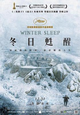 Winter Sleep - Poster - Taïwan