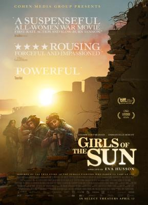 Girls Of The Sun - Poster - USA