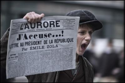 J'accuse - © Guy Ferrandis - Légendaire - RP Productions - Gaumont - France 2 Cinéma - France 3 Cinéma - Eliseo Cinema - Rai Cinema