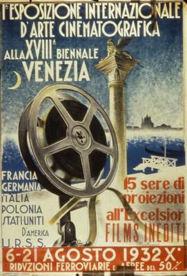 Venice International Film Festival  - 1932