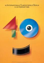 ベルリン国際映画祭 - 1990