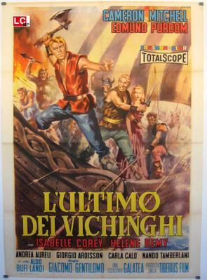 El último vikingo - Italy