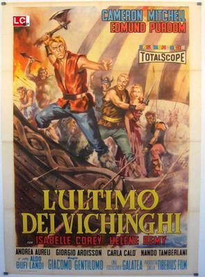 Le Dernier des Vikings - Italy