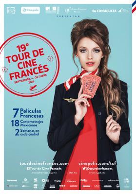 Tour de Cine Francés en México - 2015