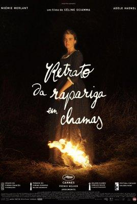 Retrato de una mujer en llamas - Portugal
