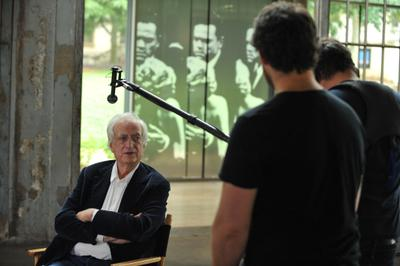 Bertrand Tavernier - © Etienne George (Little Bear/Pathé Production/