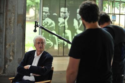 Bertrand Tavernier - © Etienne George (Little Bear/Pathé Production/