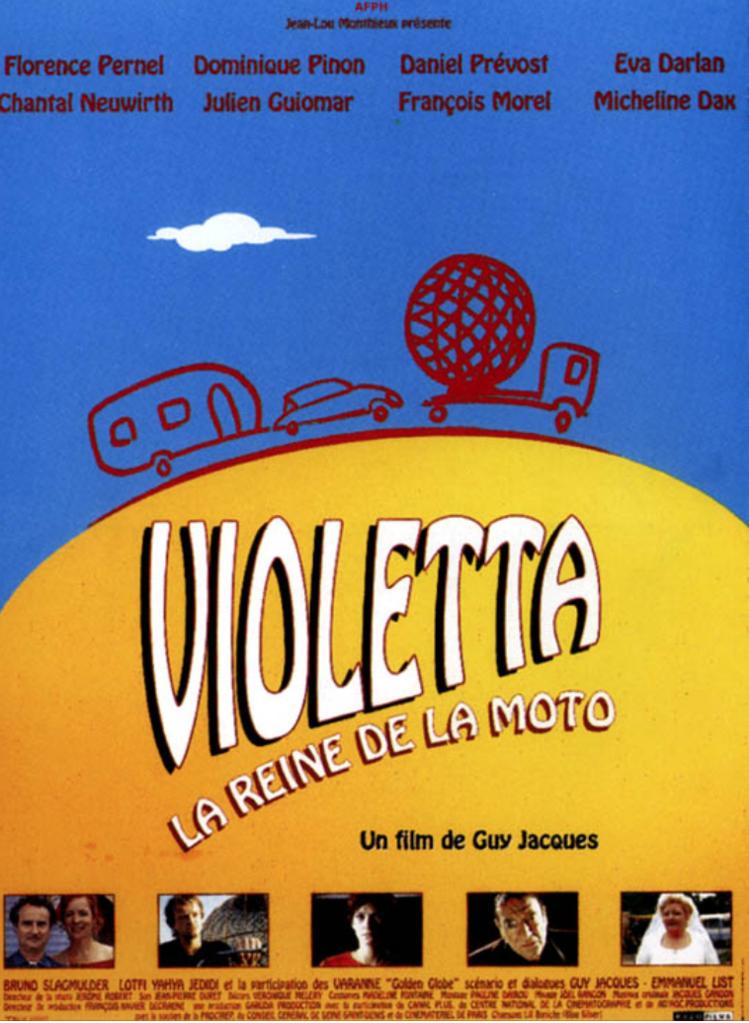 Violetta, la reine de la moto