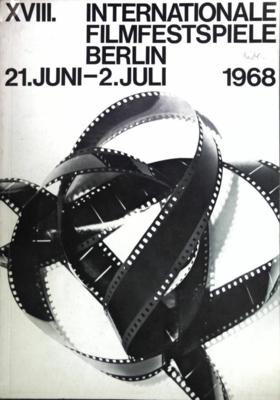 Festival Internacional de Cine de Berlín - 1968