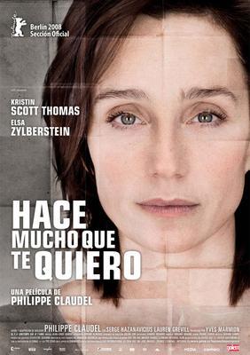 Hace mucho que te quiero - Poster - Spain