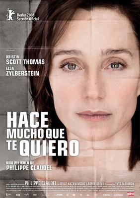 Il y a longtemps que je t'aime - Poster - Spain