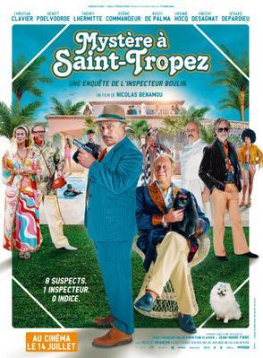 Misterio en Saint-Tropez