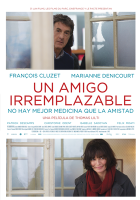 Irreplaceable - Poster - Mexique