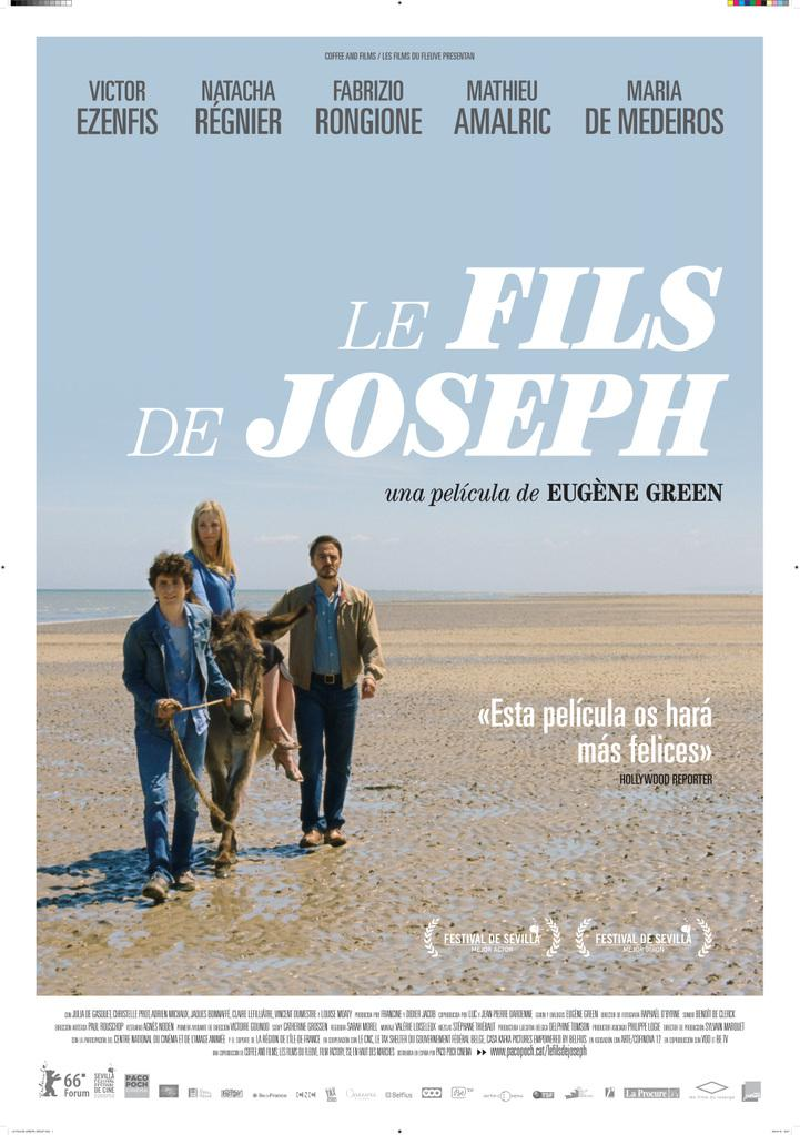 Image result for the son of joseph poster
