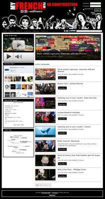 Con Myfrenchfilms.com, uniFrance abre su propio blog