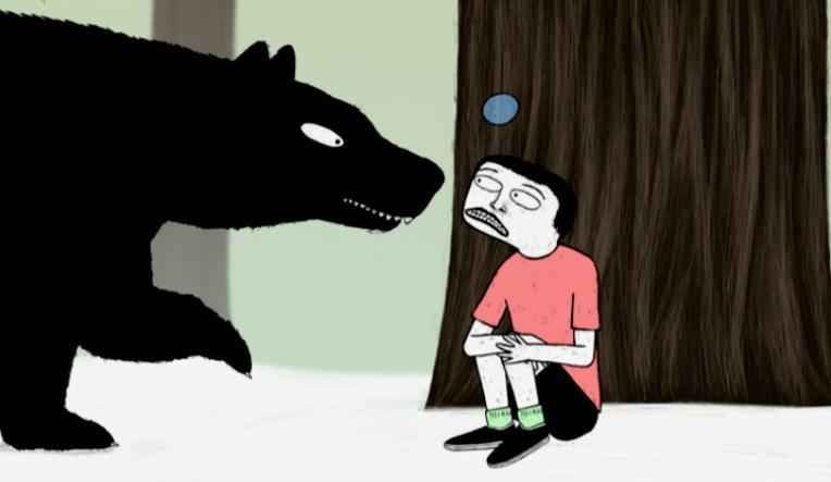 Chroniques de La Poisse (Pas de peau pour l'ours)
