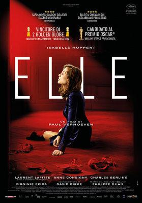 Elle - Poster - Italy