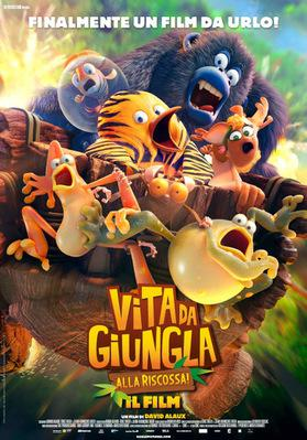 The Jungle Bunch: The Movie - Poster - Italie