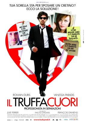 L'Arnacœur - Poster - Italy