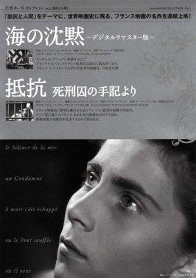海の沈黙 - Poster Japon