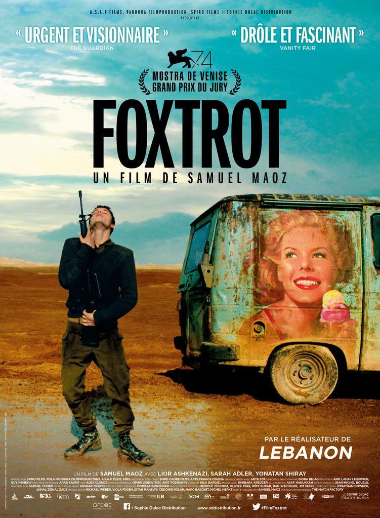 foxtrot 2017 unifrance films