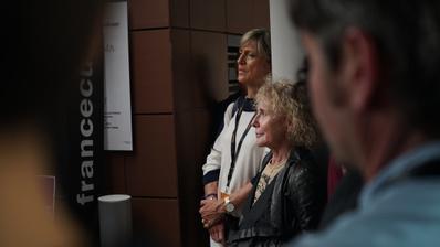 2018 Cannes Film Festival Portfolio - Remise des Prix France Culture : Claire Denis - © Simon Helloco/UniFrance