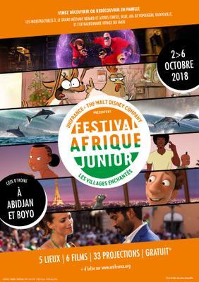 Première édition du Festival Afrique Junior en Côte d'Ivoire