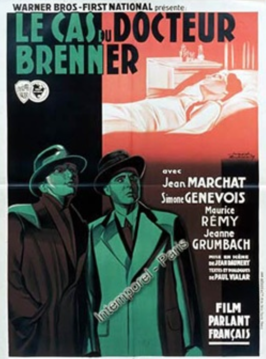 Le Cas du Docteur Brenner