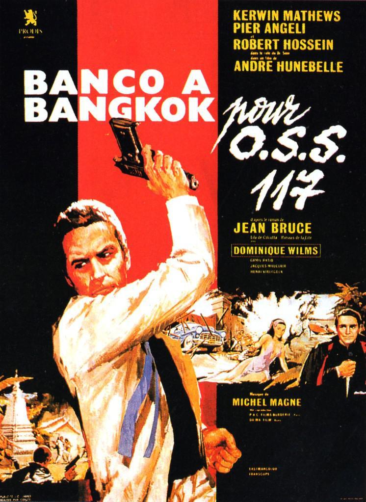 Pánico en Bangkok