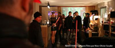 Night Fare - Marc-Olivier Souder/Daïgoro Films