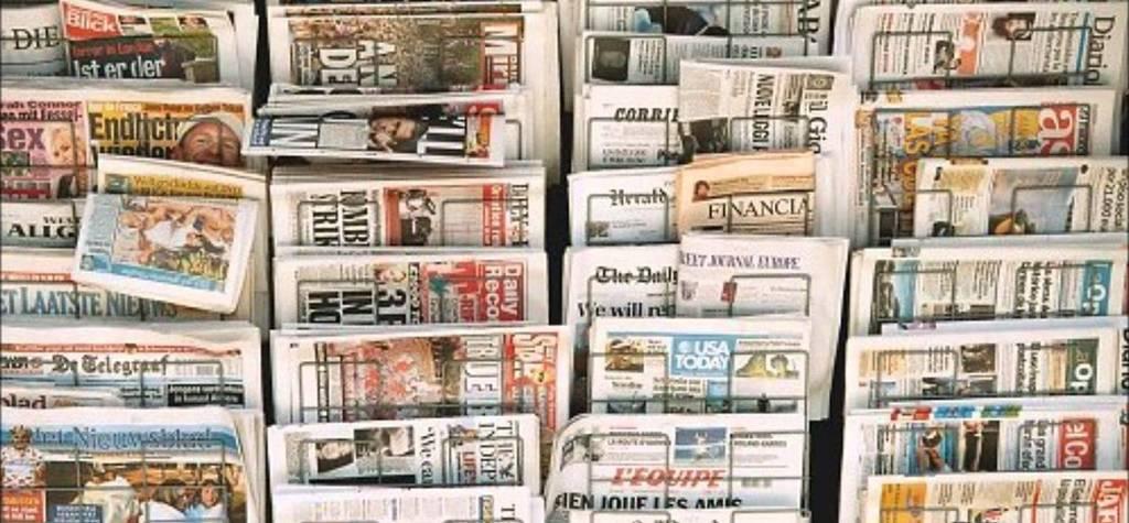 Press Roundup: April 2020