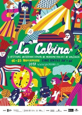 Festival Internacional de Mediometrajes de Valencia (La Cabina) - 2017