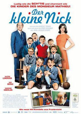 Le Petit Nicolas - Poster - Germany