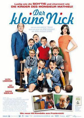 Little Nicholas - Poster - Germany
